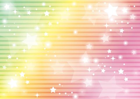 Màu cầu vồng đầy bầu trời 03