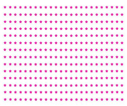 Pink star list PNG transmission