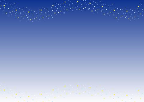 Starry-sky_ 밤하늘의 프레임 11