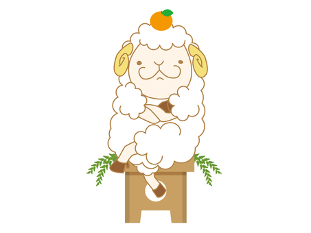 Kagamichi sheep