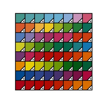 Color chart chart