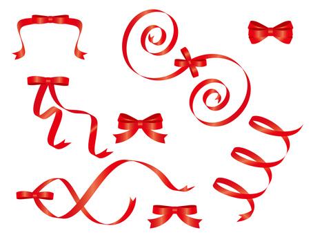 Spinning ribbon