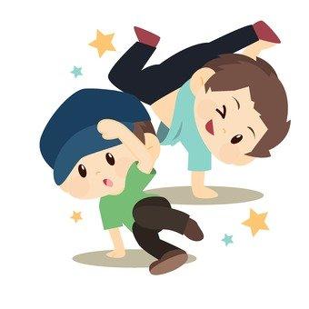 브레이크 댄스 8