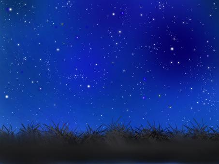 별이 빛나는 밤