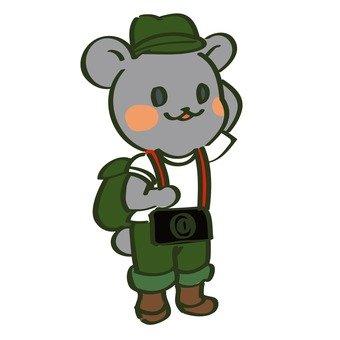 곰의 사진 작가