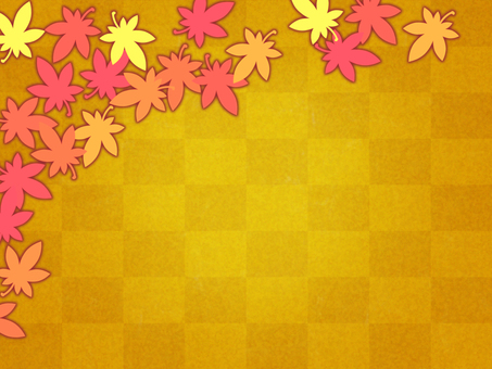 Background - colored leaves 24