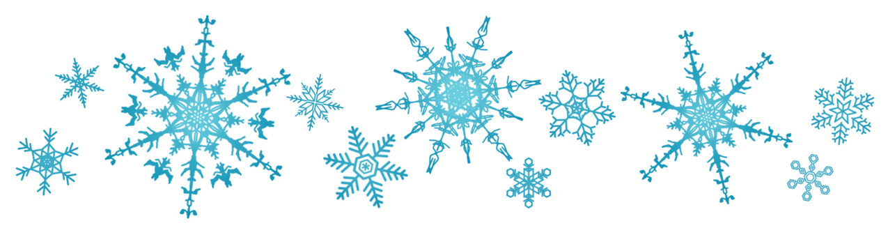 Snow Crystal Line 1