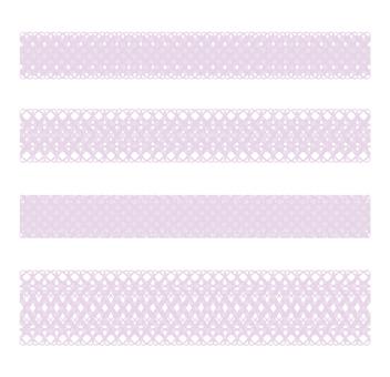 Lace ribbon 11