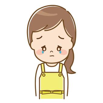 Housewife (sad)