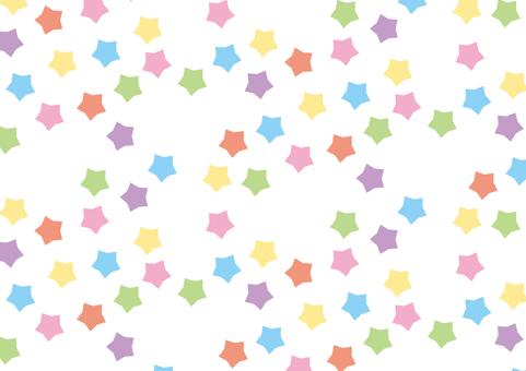 Star pattern 1
