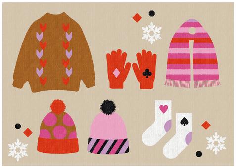 可愛い冬服