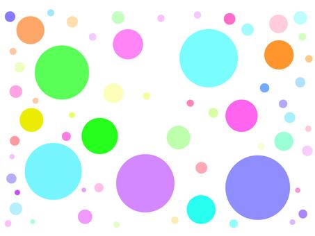Dot background 170414-1
