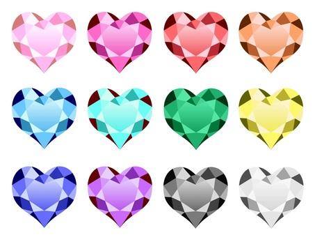 Jewel heart