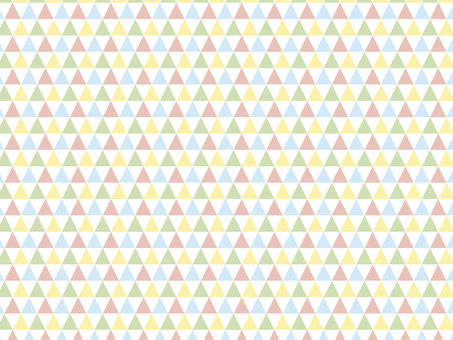 Triangular pattern 3