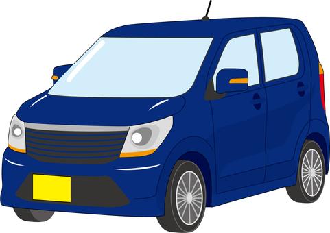 Minicar A_Blue