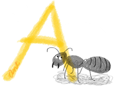 ant A