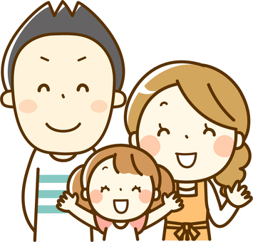 Family (family of 3)