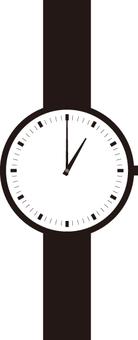 Wristwatch 1: 13