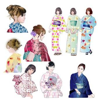 Yukata female 16