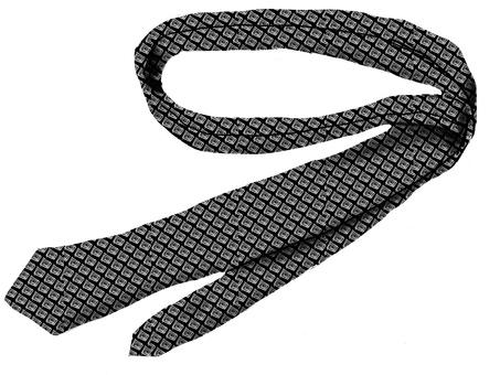 Untie tie