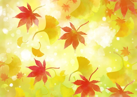 Japanese style autumn