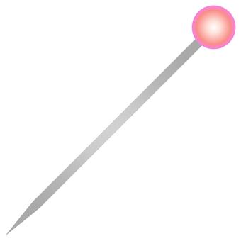 Gusset needle