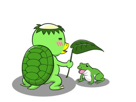 卡帕和青蛙