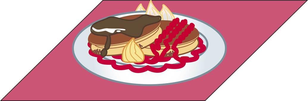 Hot cake _ CS 3