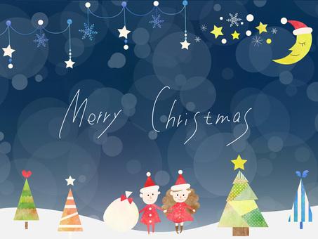 Christmas frame ver 26