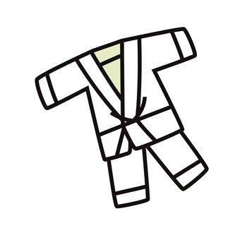 Karate arrival
