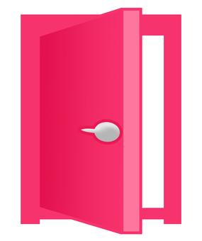 Open door 170430-7