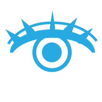 아이콘 - 여성의 눈