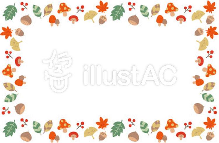秋の実りイラスト No 595298無料イラストならイラストac