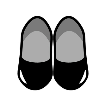 Image of big size shoes