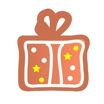 Xmas - Present Cookies