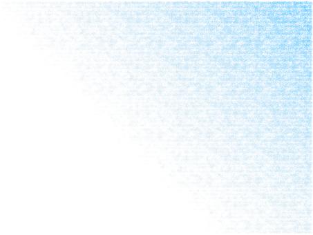 カンバス風グラデ(ブルー)
