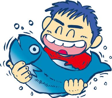 Fish get!