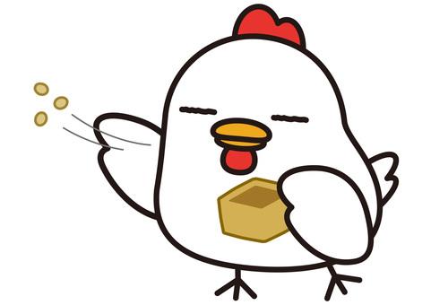 阿尼輪。雞13