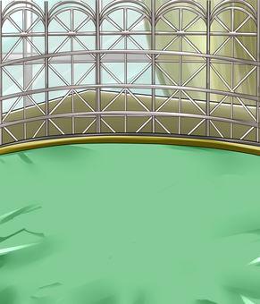 Easy Background Basket inside the house