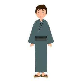 Yukata male 02