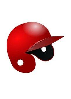 Batter helmet