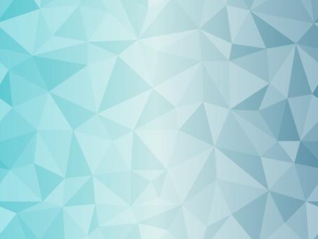 폴리곤 배경 파랑