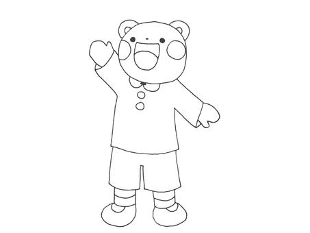 원아의 곰 1 2