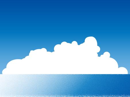 Sea and sky 170509-04