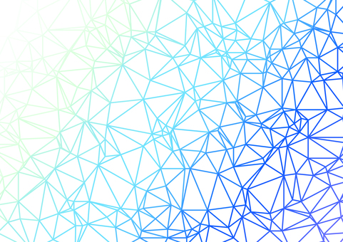 Light blue digital polygon vector background material