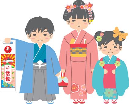 【Event】 Shichigosan child