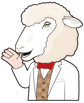 Sheep mask (doctor)