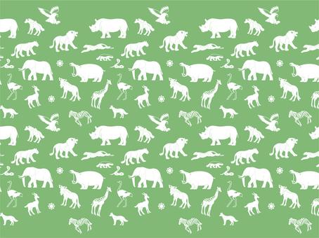 Animal pattern - Africa