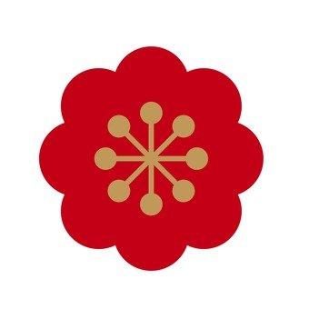 Red flower 8