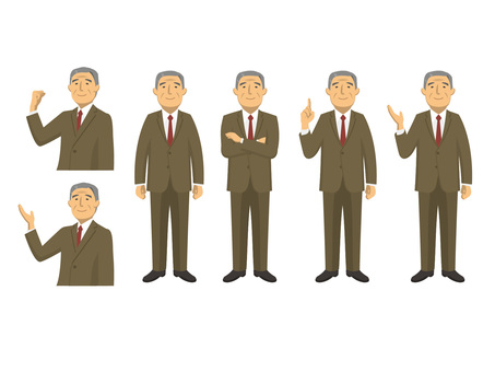 Businessman - set 6